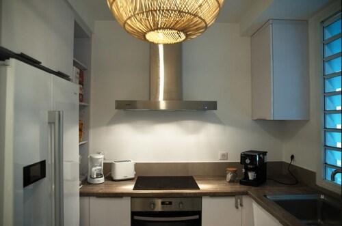 Appartement Escale Tropicale, Saint-Paul