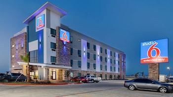 德克薩斯布達 6 號開放式公寓飯店 Studio 6 Buda, TX