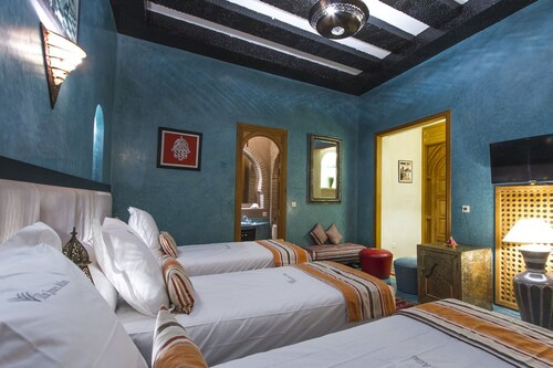 Villa Jnan Atlas, Marrakech