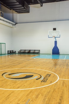 THE ALPHA SUITES Basketball Court
