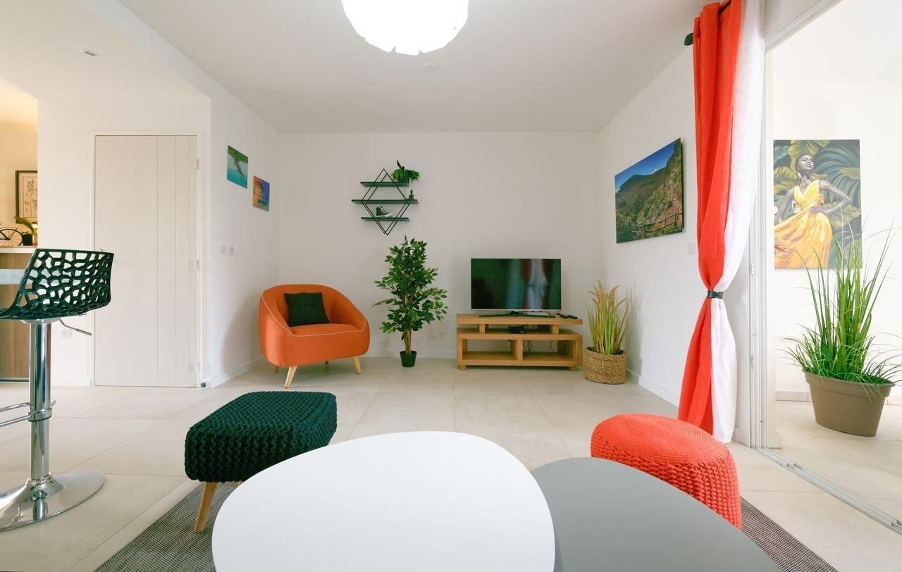 Appartement Le Tropic Ocean, Saint-Paul