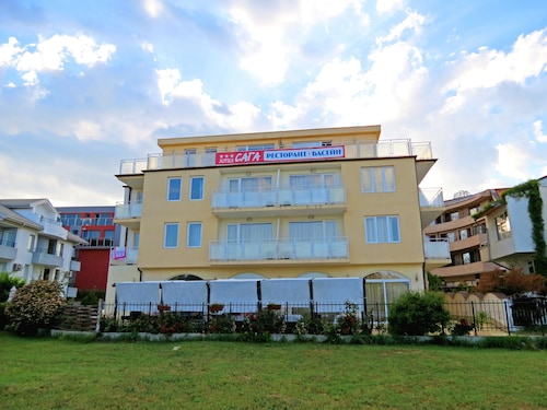 Hotel Saga, Nesebar