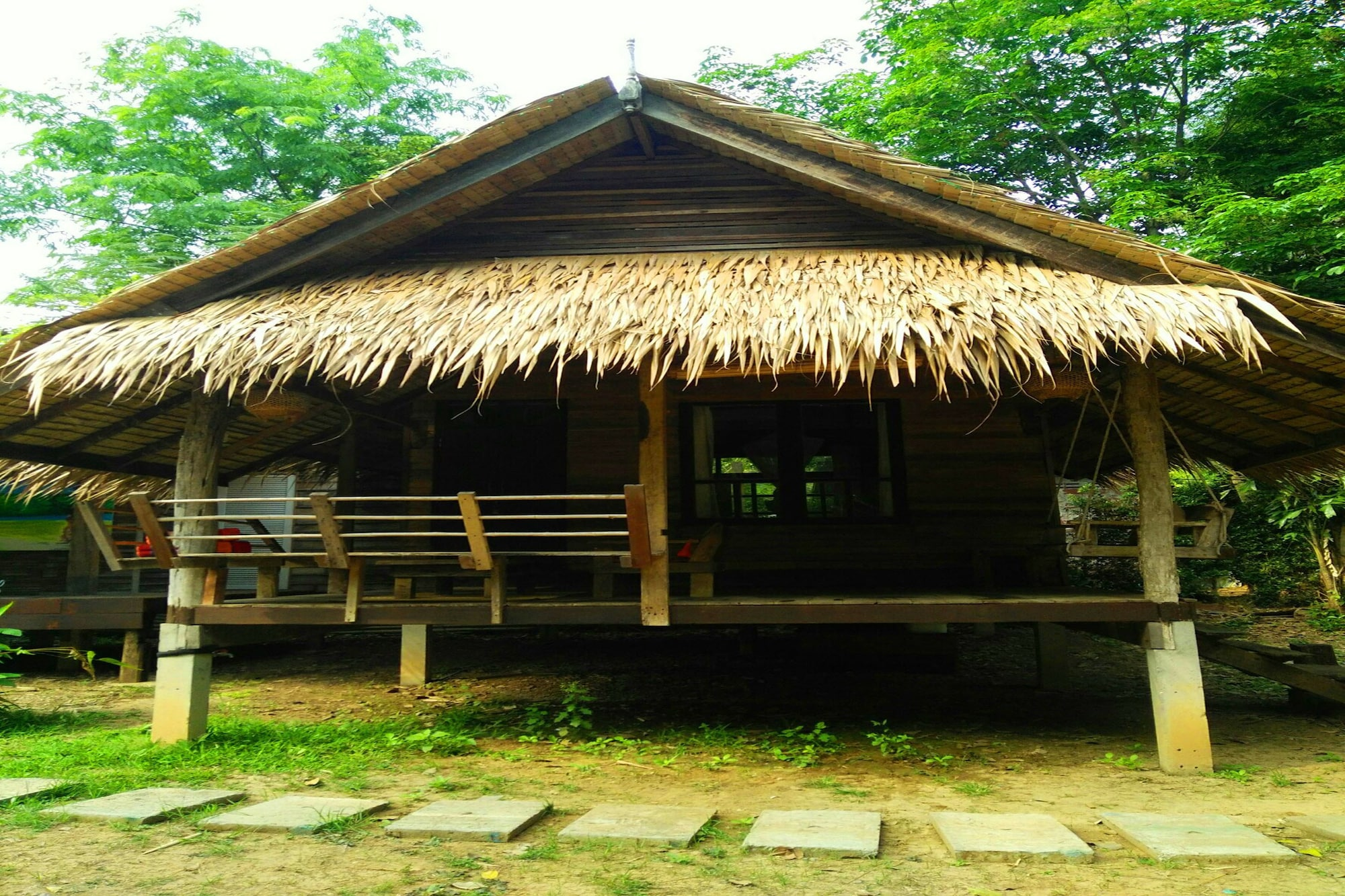 Khaoyai Uncle Nai's Hut, Pak Chong