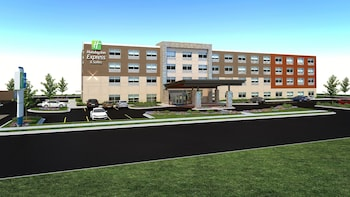 Holiday Inn Express & Suites Oklahoma City Airport