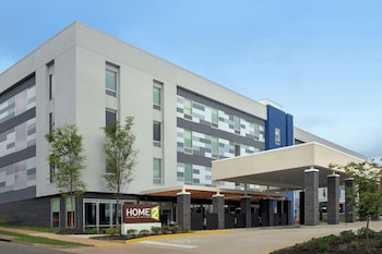 維吉尼亞夏洛蒂市區希爾頓惠庭飯店 Home2 Suites by Hilton Charlottesville Downtown, VA
