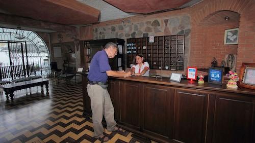 Hotel La Sin Ventura, Antigua Guatemala