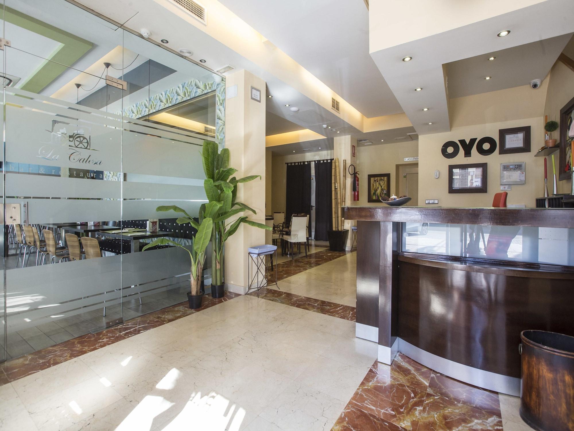 OYO Hotel El Mesón, Toledo