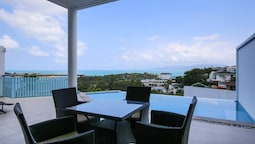 3 Bed Seaview Villa A1