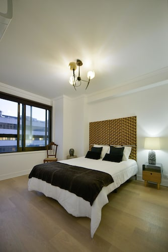 Apartment With 2 Bedrooms in Porto, With Wonderful City View and Wifi, Porto