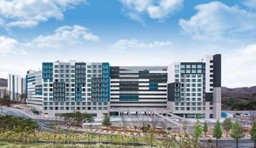 . The White Hotel Pyeongchang