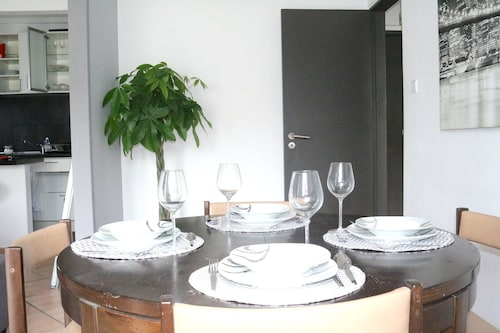 Apartment With one Bedroom in Costa da Caparica, With Wonderful sea Vi, Almada