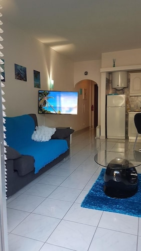 Studio in Albufeira, With Pool Access, Furnished Garden and Wifi - 2 k, Albufeira
