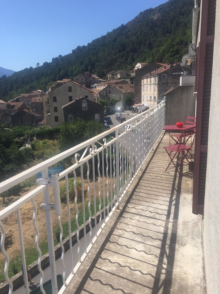 Apartment With One Bedroom In Venaco With Wonderful Mountain View