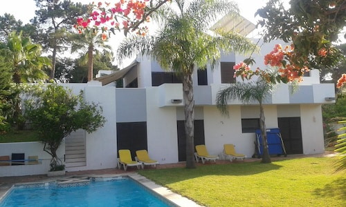 Chalet With 4 Bedrooms in Albufeira, With Wonderful City View, Private, Albufeira