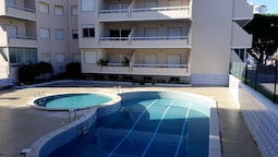 Apartment With 2 Bedrooms in Quarteira, With Shared Pool and Furnished