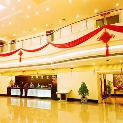 Zhonghai Hotel, Jiujiang
