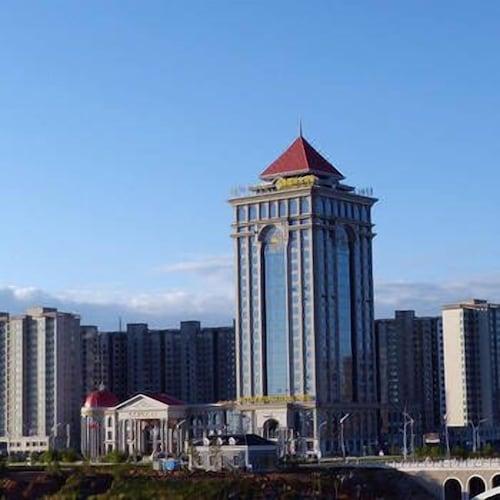 Wulan International Hotel, Ordos