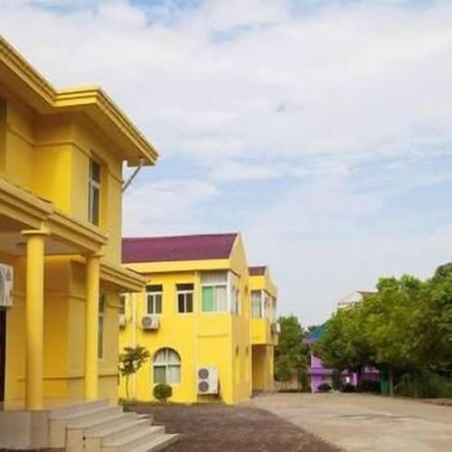 Bihai Lantian Celebrity Hotel, Xiaogan
