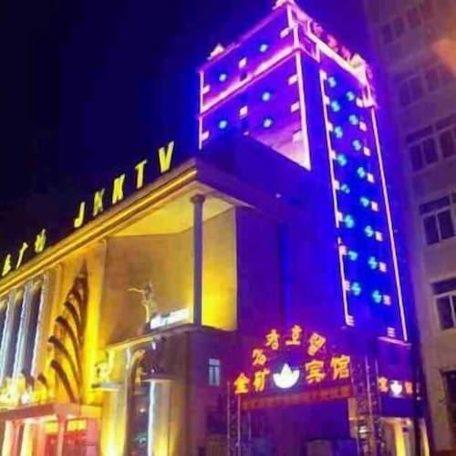 Jinkuang Hotel, Yanbian Korean