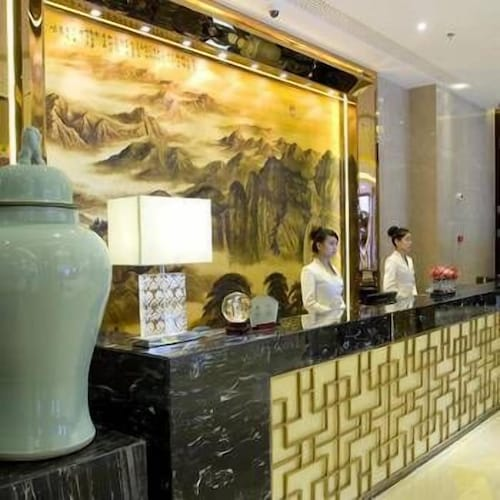 Huang'e International Grand Hotel, Suining