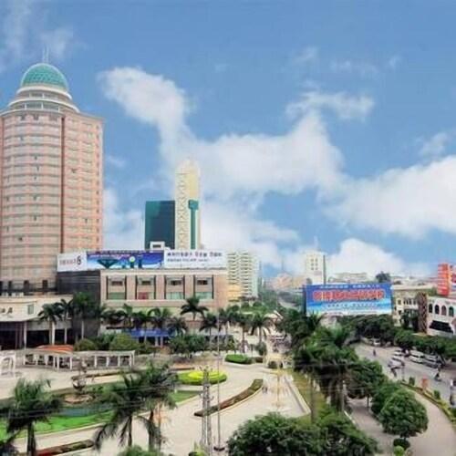 Hongyun Hotel, Yulin