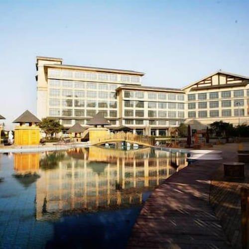 Jiuhua Resort Amp; Convention Center VIP Building, Beijing