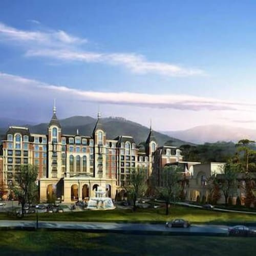 Cgig Nanshan Hot Spring Hotel, Changchun