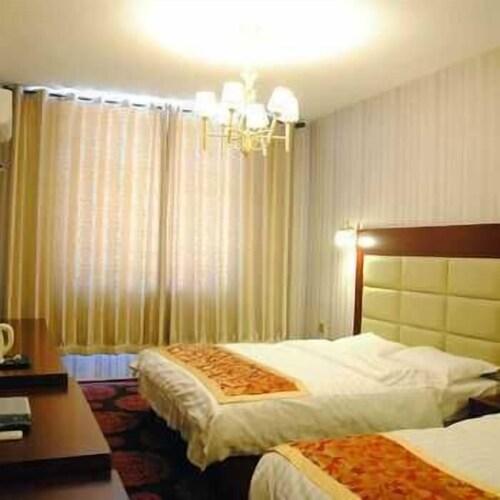 Huaqiang Business Hotel, Baoding