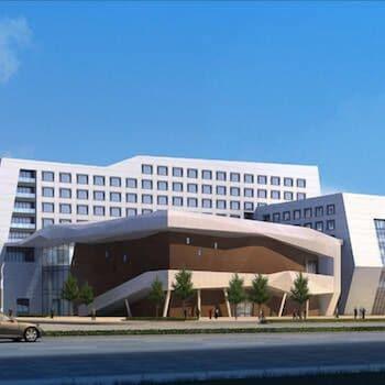 ミンドー ホテル (武汉明德酒店)