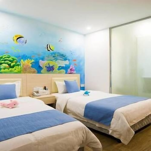 Haima Theme Apartment Hotel, Zhuhai