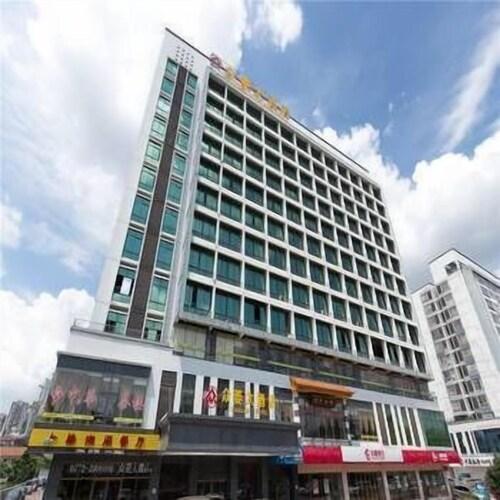 Zhongling Hotel, Liuzhou