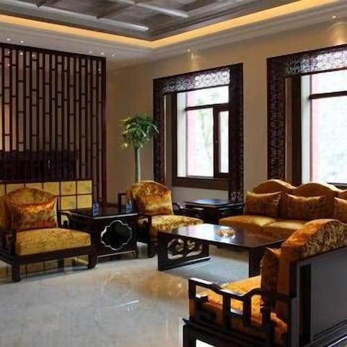 Fuyin Fanjing Hotel, Alxa