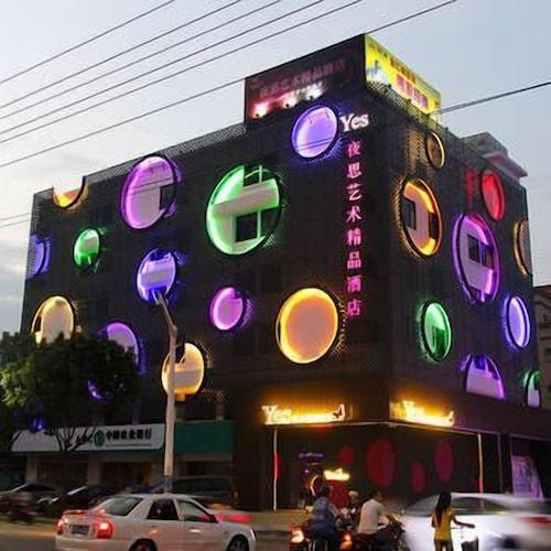 Yes Art Boutique Hotel, Zhongshan