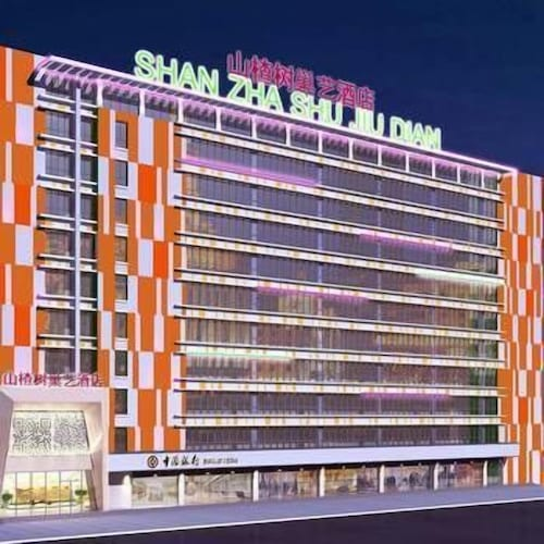 Shan Zha Shu Hotel, Luoyang