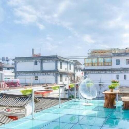 Letu International Hostel, Dali Bai