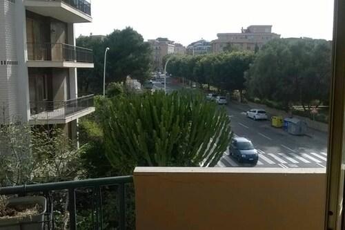Apartment With 2 Bedrooms in Cagliari, With Wonderful City View, Furni, Cagliari