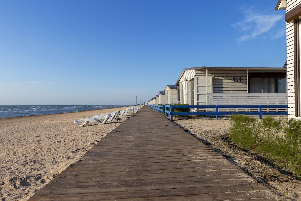 геническая горка фото пляжа форм для запекания