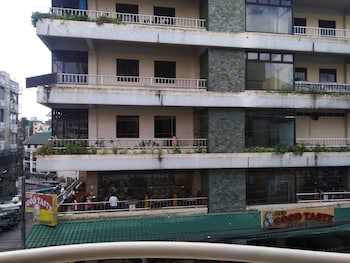BAGUIO CITY PROPER TRANSIENT CONDO Restaurant