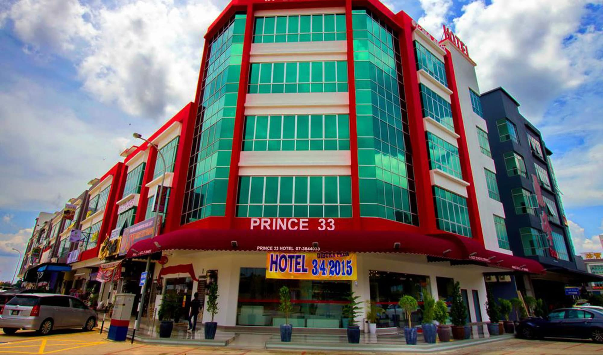 Prince 33 Hotel, Johor Bahru
