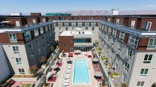 Global Luxury Suites in the Heart of Silicon Valley, Santa Clara