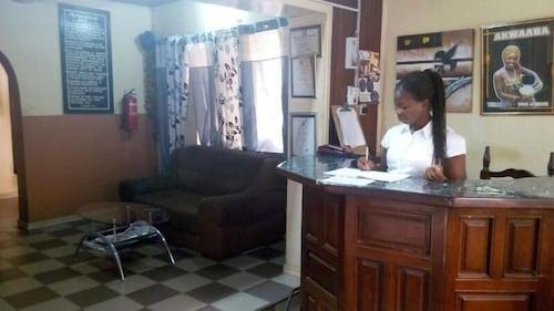 Ashfood Court Hotel, Kumasi