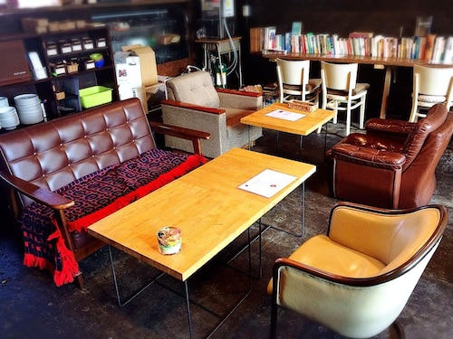 Cafe & Guest House sofarii - Hostel, Fuji