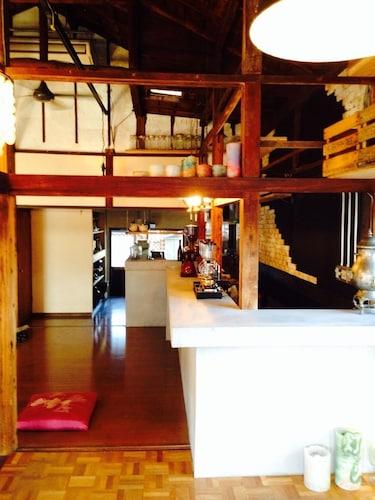 Cafe & Guest House SLAMs DUNKBURGER - Hostel, Kamakura