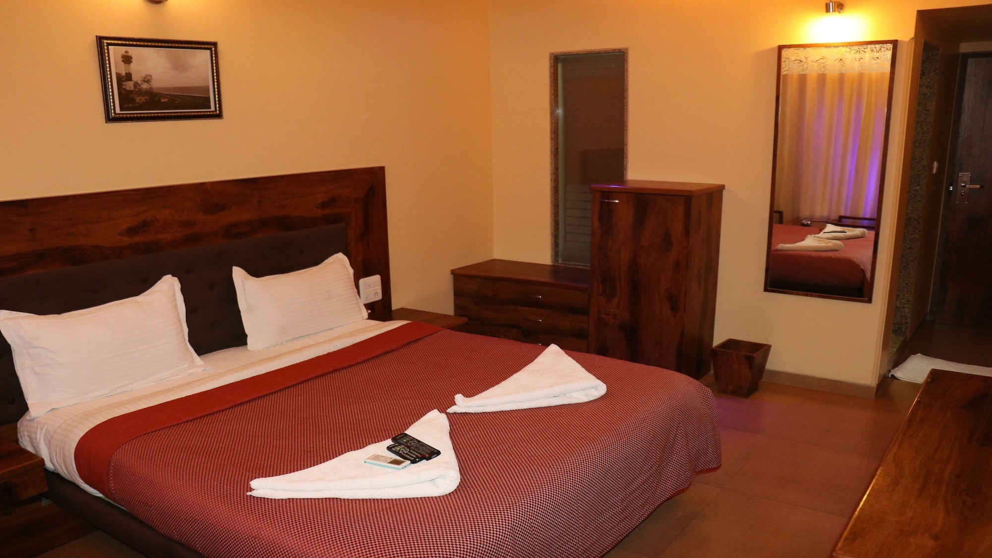 Palette - Hotel Ocean Inn, Daman