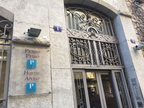 Pensión Peiró, Barcelona