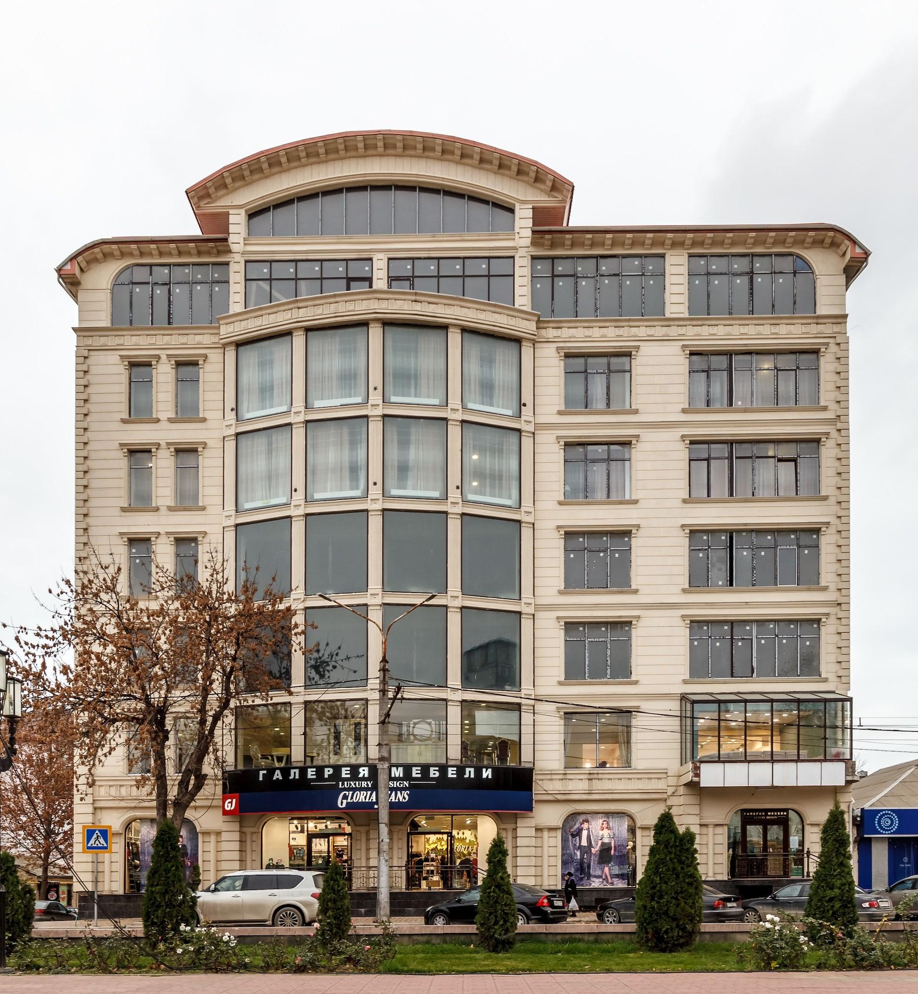 Central City Hotel Makhachkala, Makhachkala gorsovet