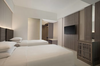 Deluxe Room, 2 Twin Beds, Non Smoking, Terrace