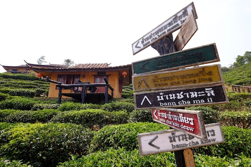 Lee Wine Ruk Thai Resort, Muang Mae Hong Son