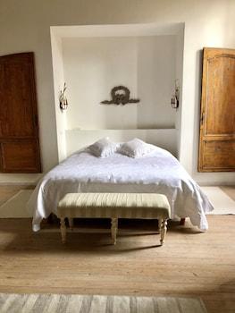 Tek Büyük Yataklı Oda, 1 Büyük (queen) Boy Yatak (orchidée)