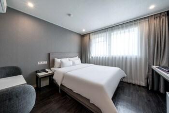Deluxe Tek Büyük Yataklı Oda, Sigara İçilebilir (b)